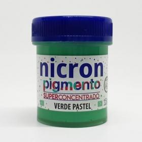 Verde pastello - Nicron® pigmento super concentrato