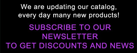 join our newsletter to get discounts and news